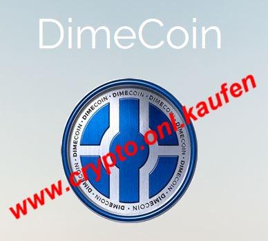 www.crypto.onl.kaufen Dime Coin DimeCoin Verkaufen
