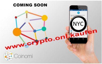 www.crypto.onl.kaufen NewYork Coin NYC NewYorkCoin