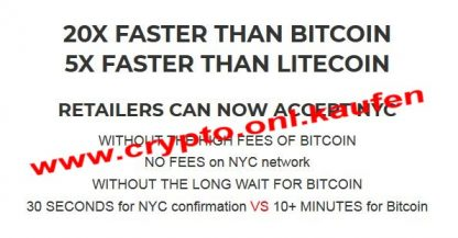 www.crypto.onl.kaufen NewYorkCoin NewYork Coin NYC Verkaufen Kaufen