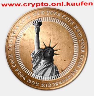 www.crypto.onl.kaufen NewYorkCoin NewYork Coin NYC